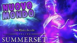 SUMMERSET ELDER SCROLLS ONLINE ITA - PER LA PRIMA VOLTA - PS4 Pro