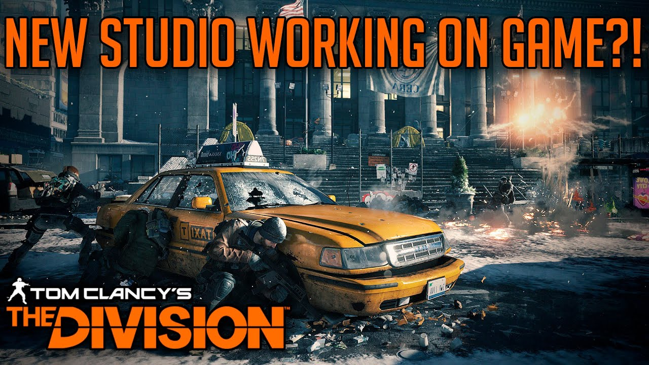 The division new studio working on game behind music - Div games studio ...