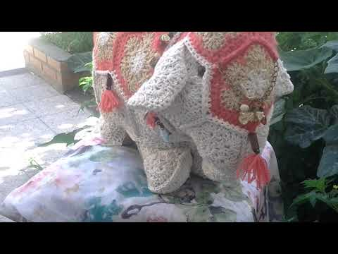 Crochet Elephant Softie and More Free Patterns Tutorials ... | 360x480