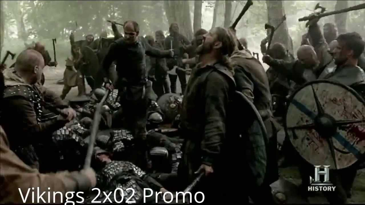 vikings season 2 episode 2 promo vikings 2x02 promo