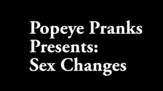 Popeye Pranks Presents:  Sex Changes Funny Prank Phone Call