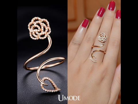 Latest Beautiful Light Weight dailywear Gold rings Designs for