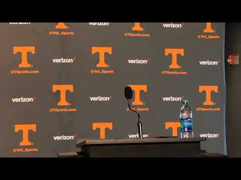 Jeremy Pruitt / SEC Country Mike Griffith 4-10-18