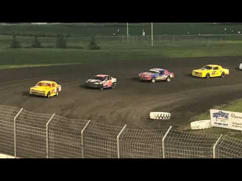 IMCA Street Stock Feature 6/28/2019 Red River Valley Speedway