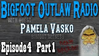 Bigfoot Outlaw Radio Ep.4 Amazing White Bigfoot Encounter