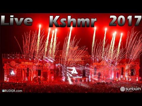 Kshmr - SUNBURN Festival Gionee India New Year 2017 Live Best EDM