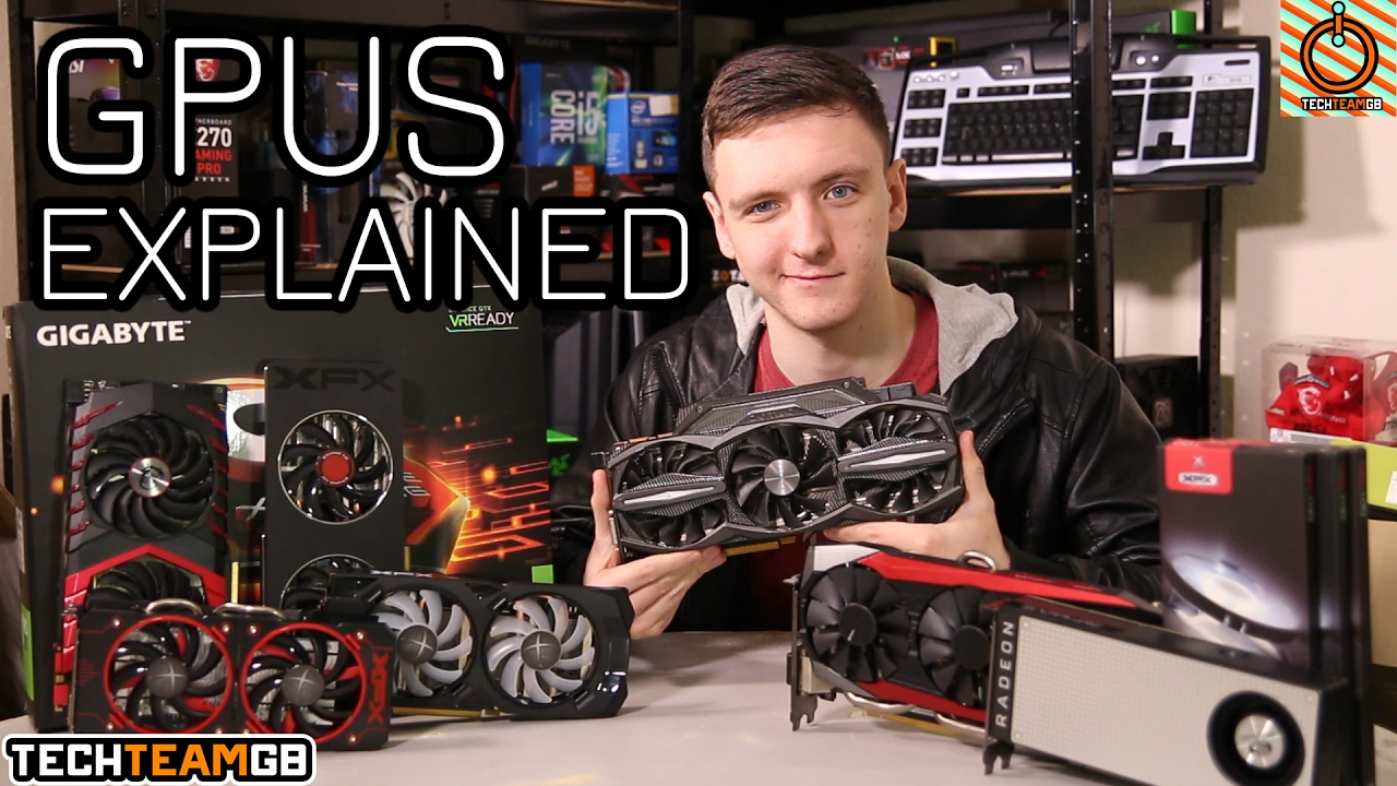 Download GPUs Explained: All you need to know