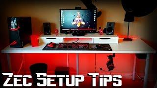 Gambar cover Zec Setup Tips #25 - GRYM SETUP MED NICE RUM!