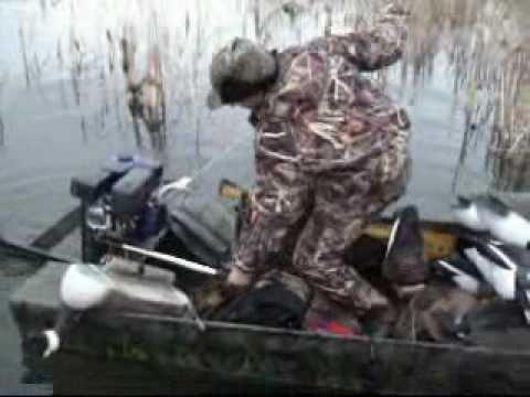 homemade duck boat and mud motor | Doovi