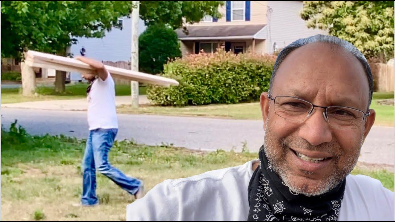 আমেরিকায় কিভাবে ও কি দিয়ে বাড়ি বানানো হয় || How We Build Houses in America. DIY Finished Basement.