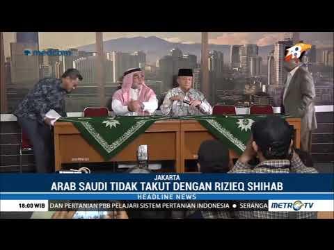 Dubes Saudi Belum Terima Informasi Terkait Status Hukum Rizieq Shihab
