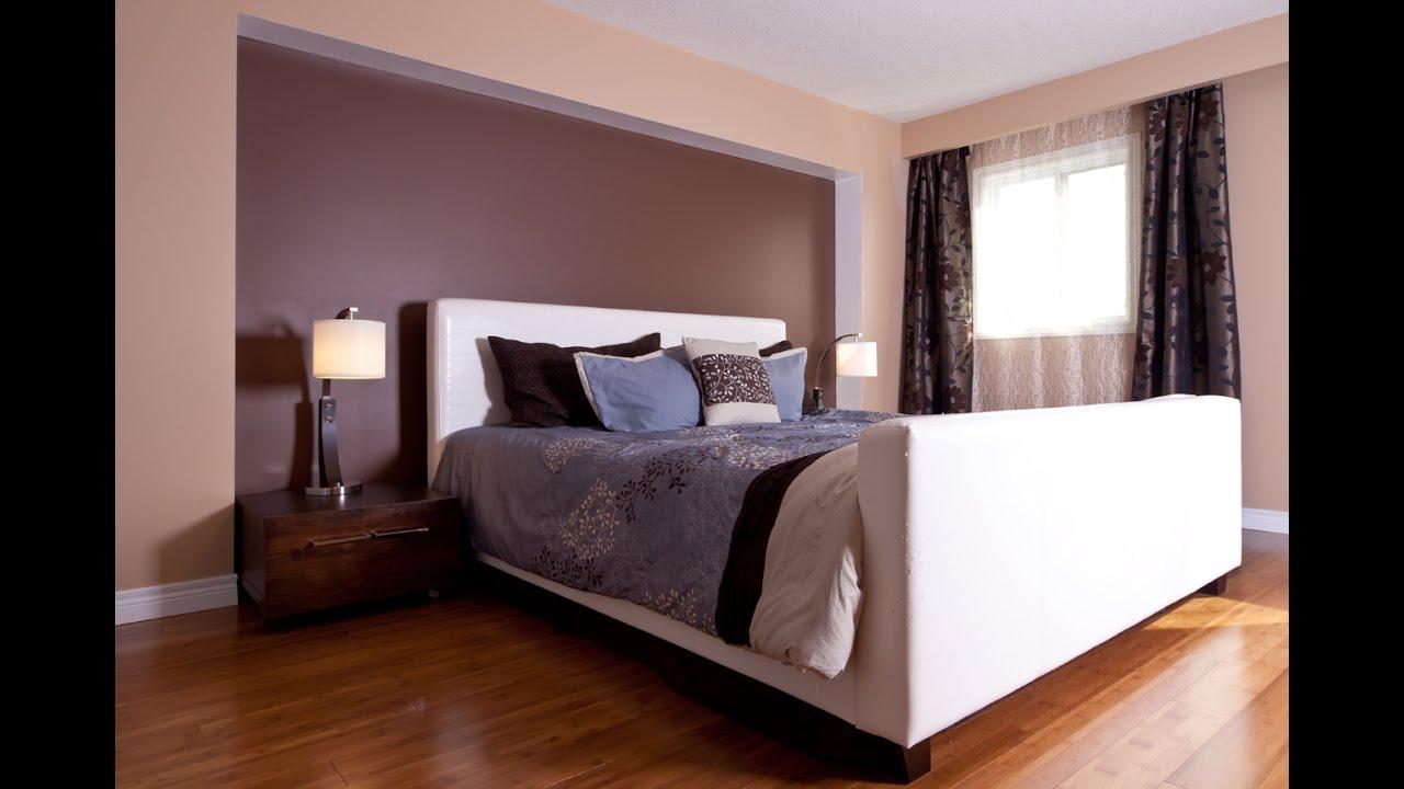 Интерьер Современного Дома - Спальня до и после|дизайн спальни современной девушки