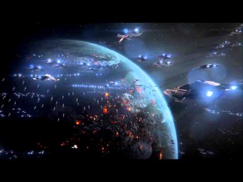 Mass Effect 3 Perfect Space Battle Full HD (Over 5000 War Assets) German in 3D
