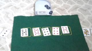 Карточный покер обучение
