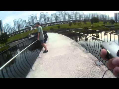 July 06, 2014 11km Run Using SJ4000 - FULL  COVERAGE