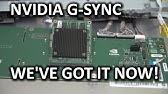 How to Setup Freesync and Gsync Feat  Samsung U28E850 - YouTube