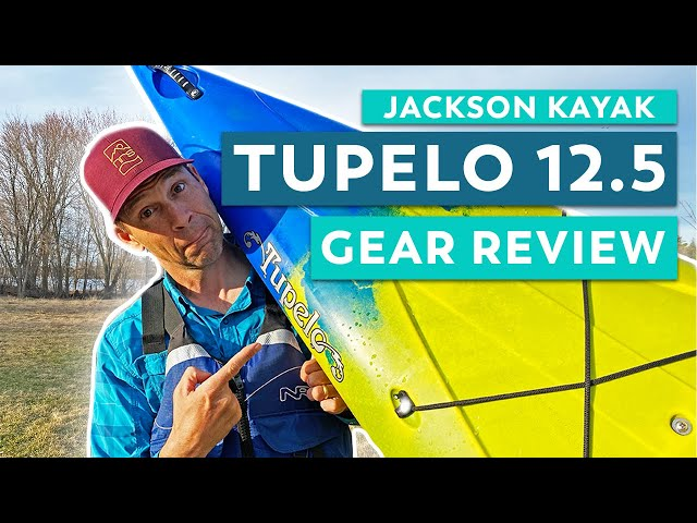 Jackson Kayak - Tupelo 12.5 | Gear Test and FULL Review