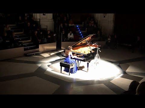 Tchaikovsky Romance Op 5, Concert In Palermo By Stéphanie ELBAZ