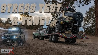 ESP RC | JEEP CHEROKEE VS WINCH HILL | REALISTIC RC ACTION!
