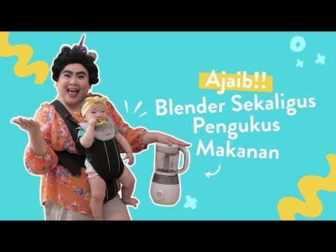 Review Alat Masak Mpasi Philips Avent 4 In 1 Healthy Steam Mealmaker I Anti Abal-Abal Club