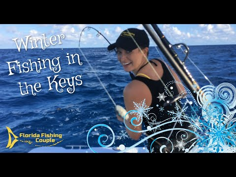 Key Largo: Fishing Winter Wonderland