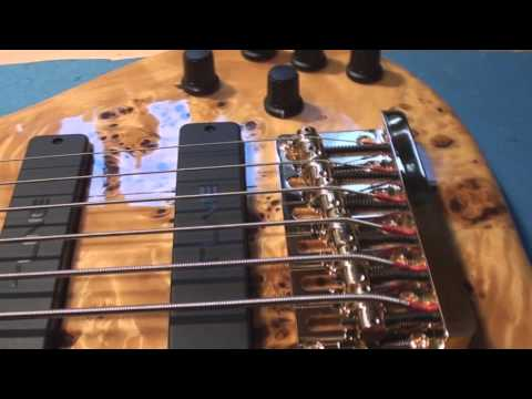 Tune Technology 6 String Bass Guitar