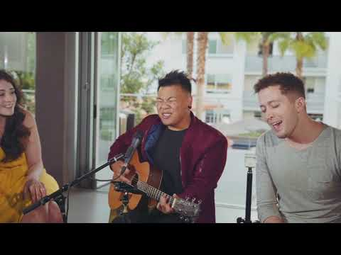 Maroon 5 Jam ft. TJ Brown & Sarah Hinrichsen