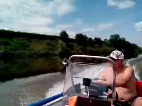 Windboat-42м видео и видео