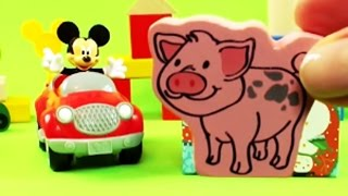 Мои первые животные - Стихи для детей - Игрушки малышам