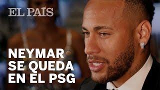 NEYMAR segirá en el PSG
