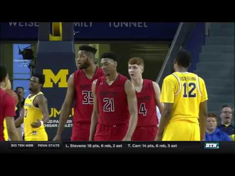 Maryland at Michigan - Men