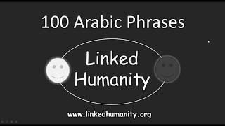 100 arabic phrases