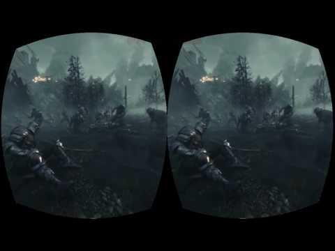 Game Box - For Honor VR Battle Google Daydream Cardboard 3D SBS Virtual Reality