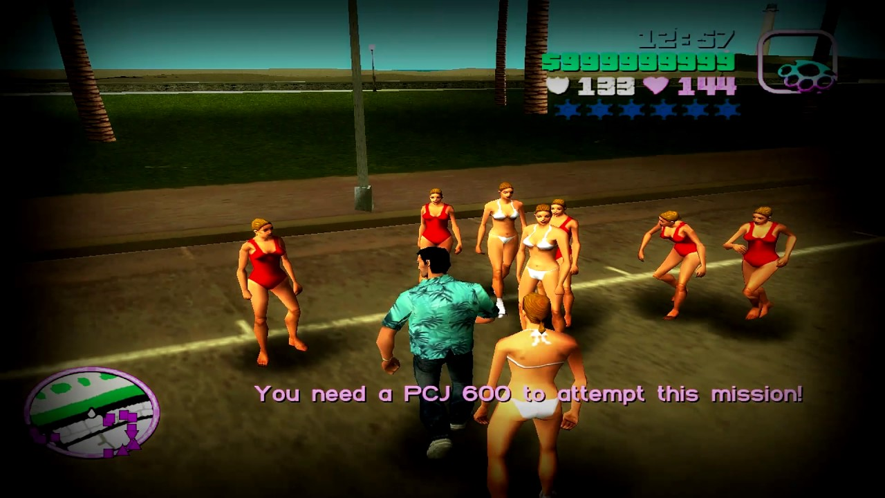 Gta Vice City Fannymagnet - Youtube-5087