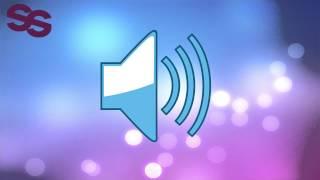 Scanner (Efecto de Sonido) Computer flatbed scanner Sound Effect