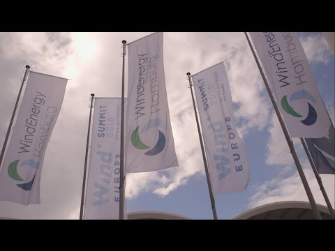 WindEnergy Hamburg - Imagefilm neu (englisch)
