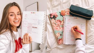 how i plan & organize my life (to remain sane) !!