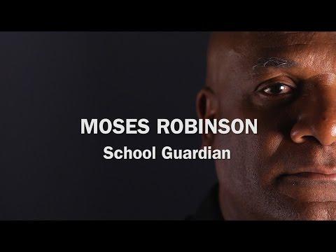 Moses Robinson: School Guardian