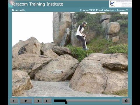 Teracom Course 2233 Lesson 2: Bluetooth