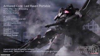 Last Raven Portable PC Quick Setup Guide