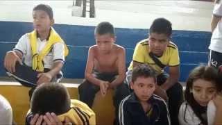 FINAL DEL CAMPEONATO MUNDIALITO 2014 SEDE CARLOS LLERAS RESTREPO