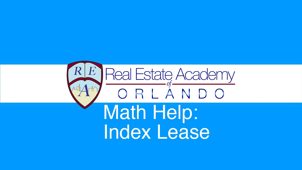 Real Estate Math: 10 Questions to help you pass the State Exam