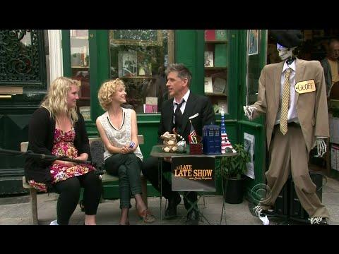 Le Late Late Show avec Craig Ferguson 8/2/2011 Kristen Bell, Eddie Izzard, Jean Reno