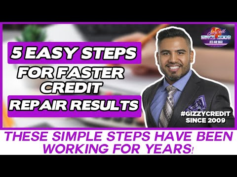 MUST SEE! Why You Wont Be Successful in my Credit Repair Process #gizzycredit