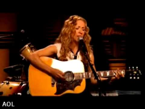 """Sheryl Crow - """"God Bless This Mess"""" AOL Sessions (LIVE)"""