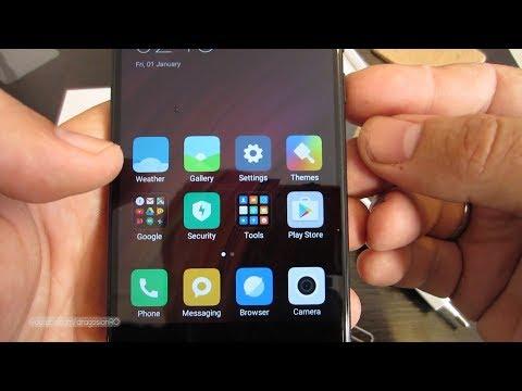 Xiaomi Redmi 4X Global Version Unboxing & Review