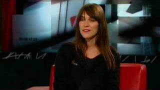 Feist on The Hour with George Stroumboulopoulos