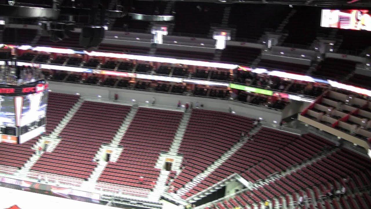 KFC Yum Center - Louisville, KY | A night HDR shot of the ... |Kfc Yum Arena