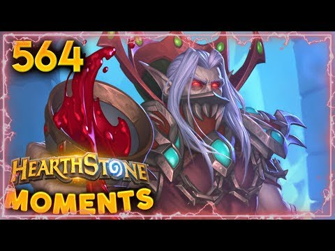 Satisfying Perfect 35 DMG Combo!! | Hearthstone Daily Moments Ep. 564