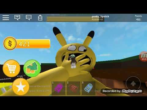 pikachu roblox hungry cinemapichollu grosso dominus